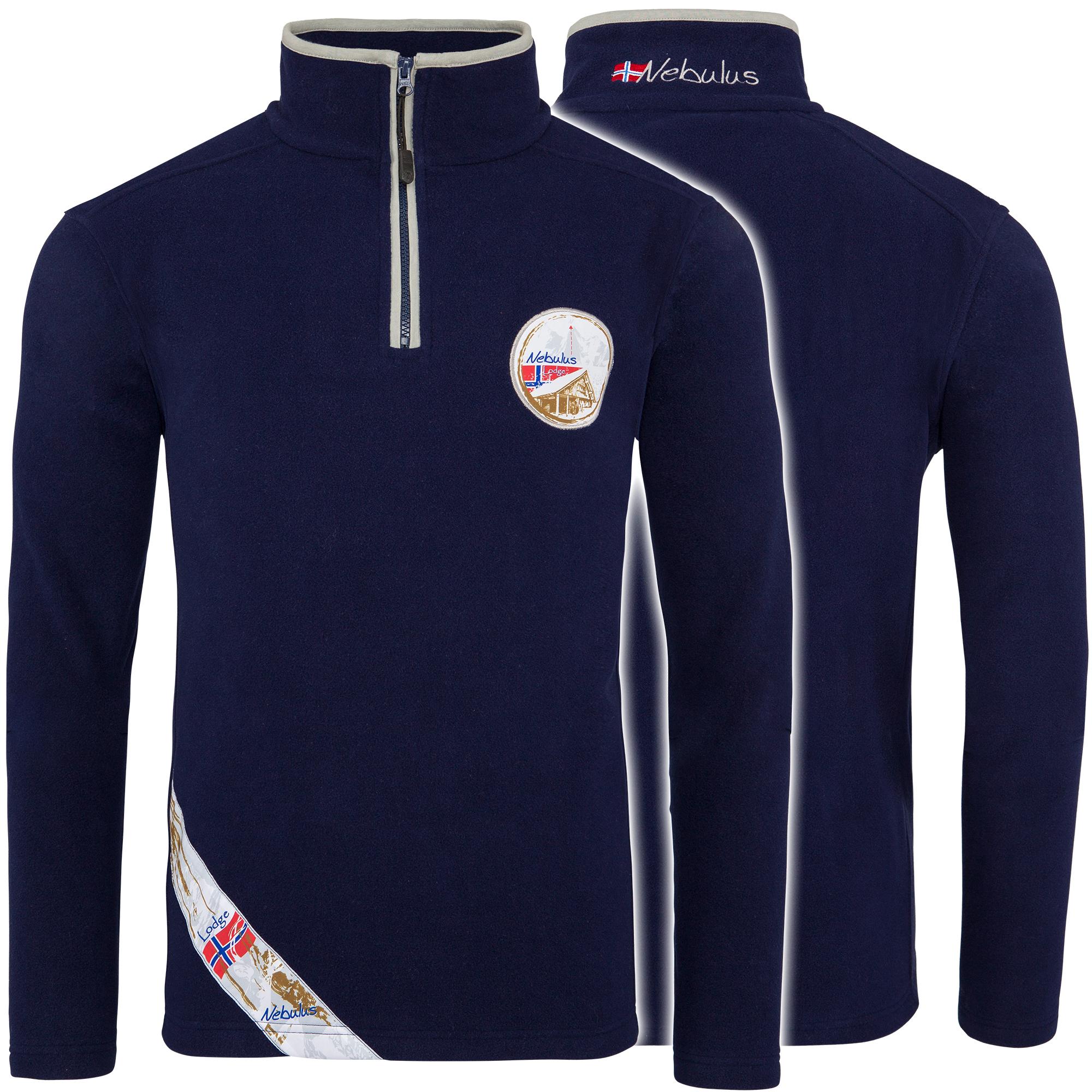 Fleece Pullover der Marker Nebulus für 17,99 € statt 32,99 € [Ebay Wow]