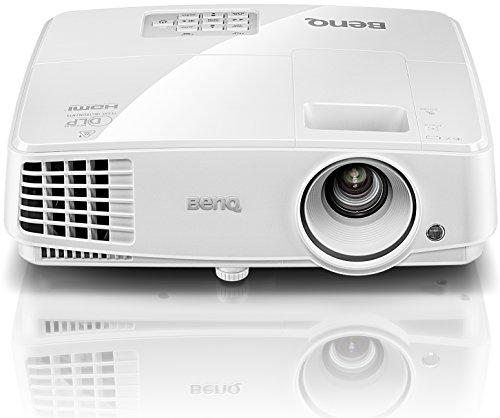 [Amazon/BenQ] BenQ TW529 DLP-Projektor (WXGA 1280 x 800 und 3D) für 325,90€