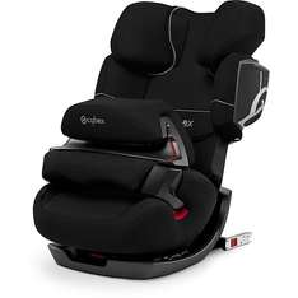 Auto-Kindersitz Cybex Pallas 2-Fix, Silver-Line, Pure Black, 2016 für 158,94€ anstatt ~200€
