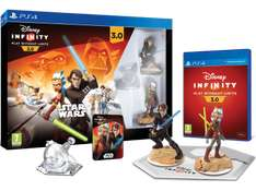 (Saturn.at) Disney Infinity 3.0: Star Wars - Starter Set (PS4) für 18€