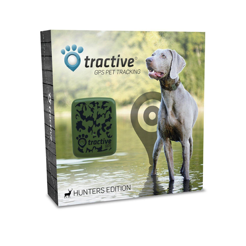 Tractive GPS Jagd-Edition für 49,87€ - GPS Tracker mit Live-Ortung für 4,99€ mtl ohne Vertragslaufzeit