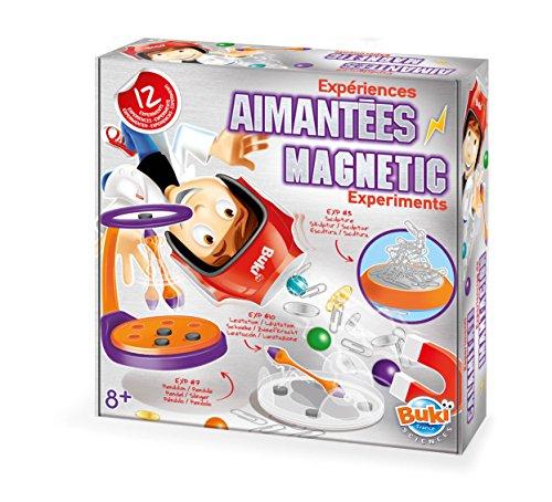 Für die kleinen Physiker - 12 Experimente mit Magneten bei [Amazon] für 14 €, VGP: 30 €