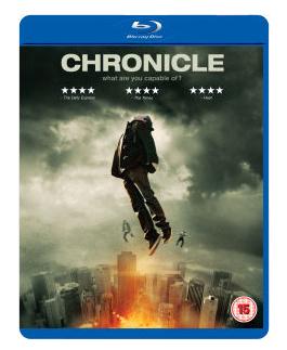 (Zavvi) Chronicle auf Blu-ray für 5.57€