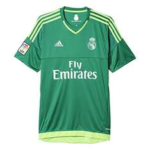 Adidas Herren Torwart Trikot Real Madrid @Amazon