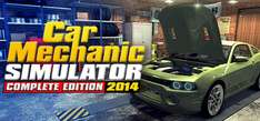 Gratis: [Steam] Car Mechanic Simulator 2014