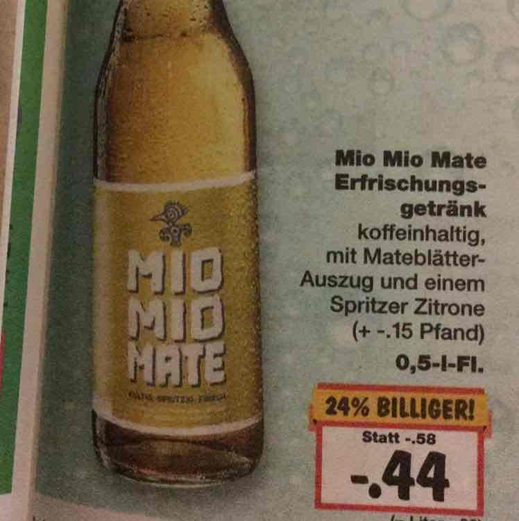 Lokal Berlin Brandenburg Mio Mio Mate