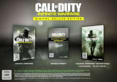 [Amazon.de/Steam Code] Call Of Duty Infinite Warfare Digital Deluxe Edition inkl. Modern Warfare Remastered (nur 57,99 Euro mit Prime)
