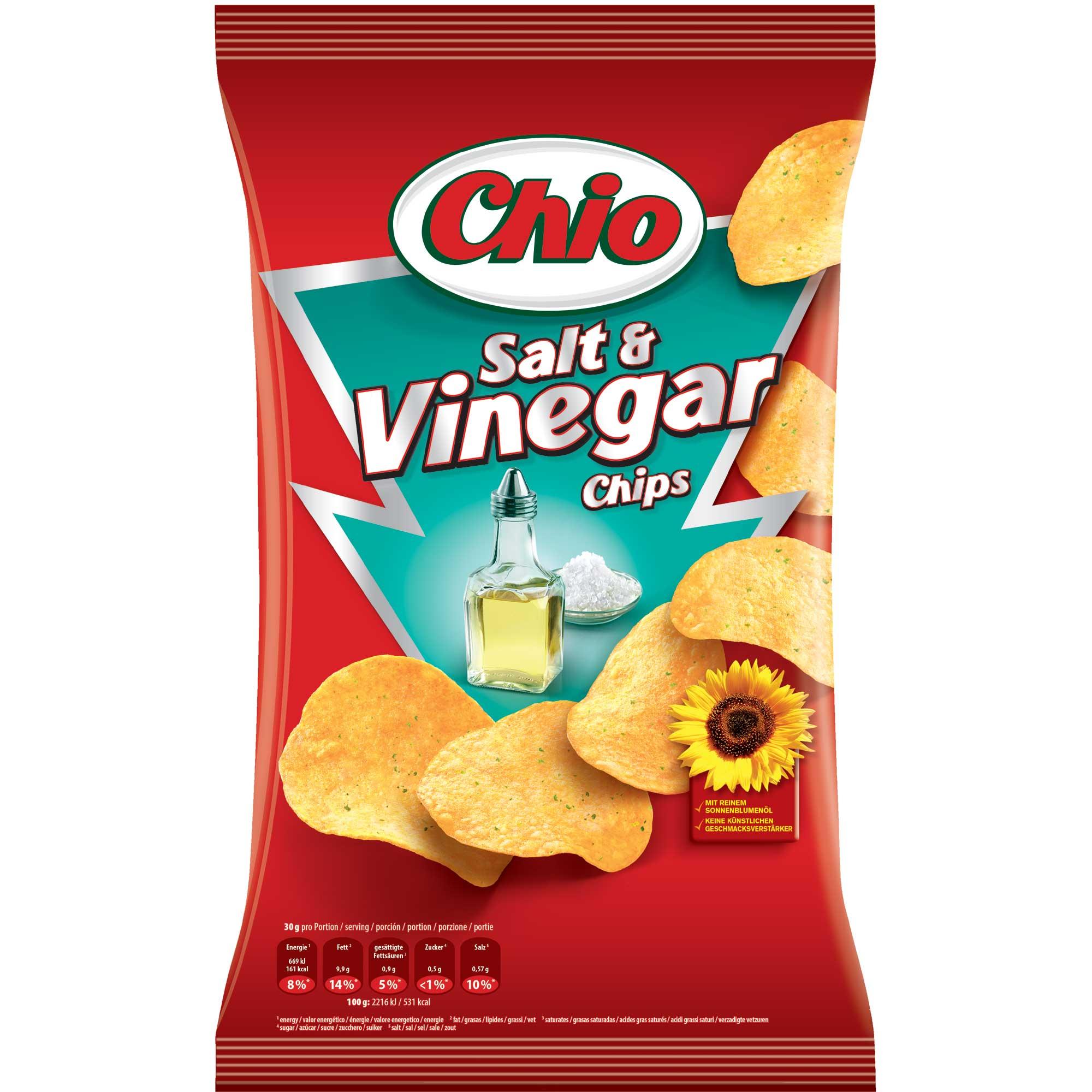 Chio Chips, verschiedene Sorten bei Kaufland für 1,11€ statt 1,89€ (vom 20.10.-26.10.2016)