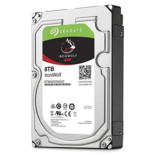 NAS Festplatte Seagate 8TB
