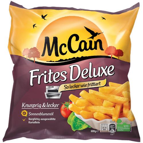 Es ist wieder soweit! [Marktkauf Rhein-Ruhr] McCain Frites Deluxe 600g für 0,29€ (Angebot+Coupon)