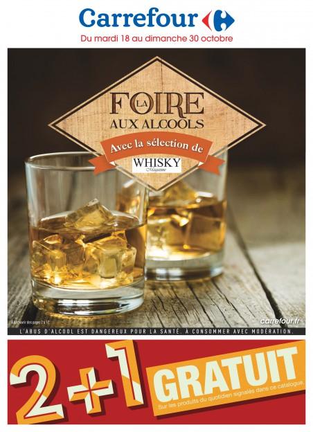 (Grenzgänger FR) Diverse Whiskyangebote bei Carrefour - u.a. Aberlour 18 für 40,90€