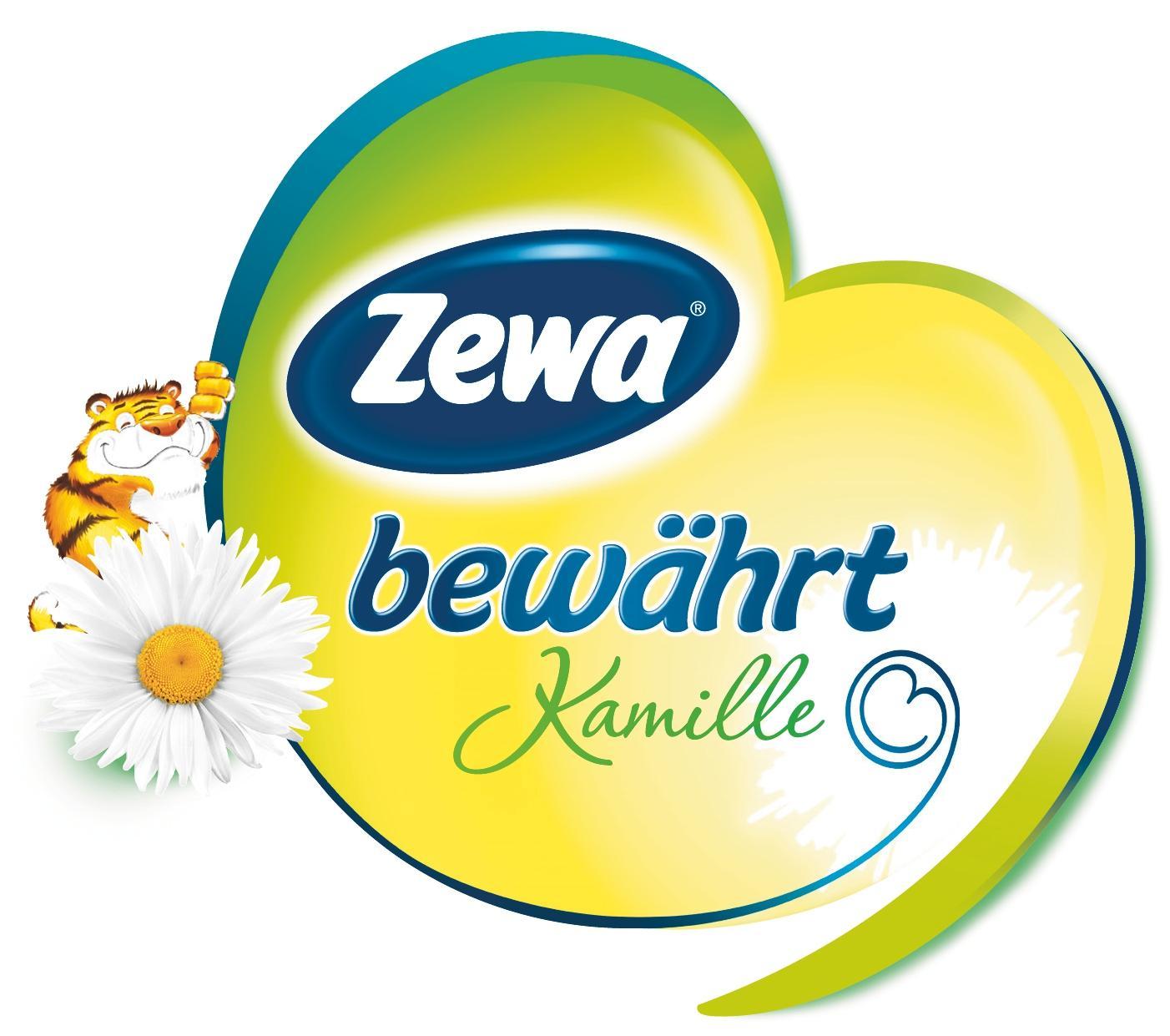 """[Rewe] Zewa Toilettenpapier """"bewährt"""" 3-lagig 8x150 Blatt für 1,49€ (Angebot+Coupon)"""