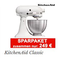 [Abo Prämie] KitchenAid Classic + 6 Monate Superillu im Abo