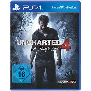 Uncharted 4: A Thief's End [Saturn, jetzt bei Ebay] (nicht abgelaufen, siehe Beschreibung, Standard Plus Edition für 25 € auch noch verfügbar)