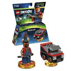 [REAL] LEGO Dimensions Fun Pack 71251 A-Team für 9,99 EUR oder Story Pack 71424 New Ghostbusters für 34,95 EUR