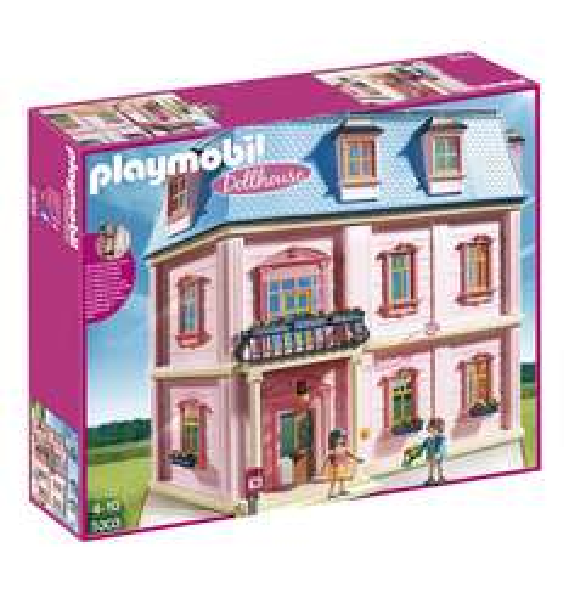 [Galeria Kaufhof] PLAYMOBIL® Romantisches Puppenhaus 5303