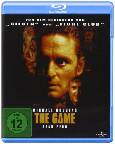 [Amazon Prime] The Game Blu-ray