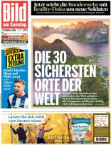 3 x frei Bams'en am Sonntagmorgen deutschlandweit ohne schlechtes Gewissen
