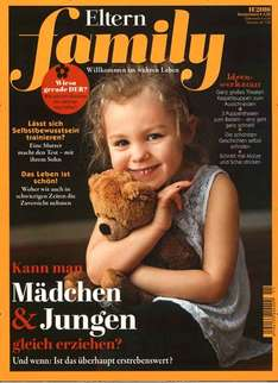 Eltern family Magazin im Jahresabo (12 Ausgaben) für 10,40€ durch div. 40€ Gutscheine (Amazon, IKEA, Tankgutschein)
