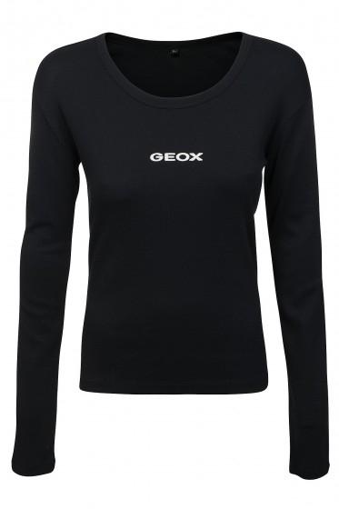 Geox Damen Short Sleeve Sweater, Long Sleeve Shirt, Short Sleeve Shirt für je € 6,99 (Outlet46)