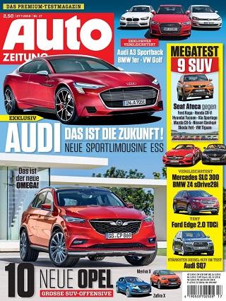 """GRATIS: Ein Jahr """"Auto Zeitung"""" durch OTTO-Gutschein / oder 10,- € durch 55,- € Bargeld zurück--> statt normal 70,- €"""