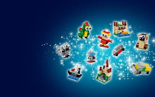 LEGO S@H Gratis 24-in1 Weihnachtsset ab 65€ Einkauf