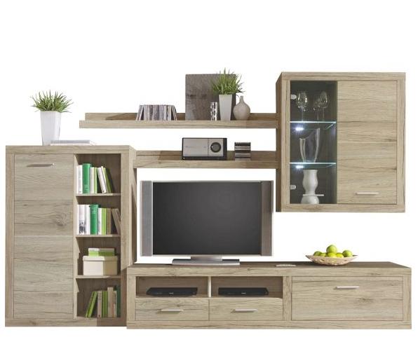 Wohnwände stark reduziert auf zwischen 149€ und 199€ mit gratis Lieferung @XXXL