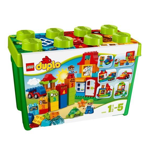 Lego Duplo Deluxe Box 10580 für 19,54€ bei Filiallieferung @ [GALERIA Kaufhof]