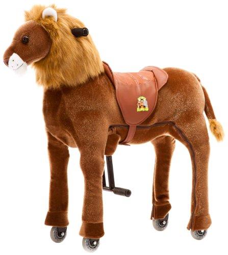 Animal Riding ZRL006S - Löwe Shimba - das königliche Reittier, klein 82,98€ statt 250+ und Elefant ab 100€