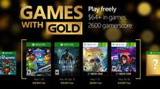 "[Xbox Games With Gold November] ""Murdered: Soul Suspect"" & ""Super Dungeon Bros"" (Xbox One) und ""Far Cry 3: Blood Dragon"" & ""Monkey Island SE"" (Xbox 360)"