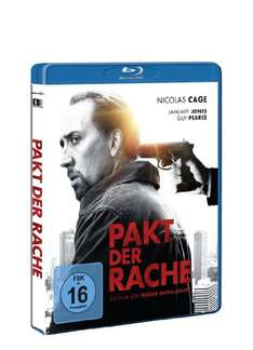 [Amazon.de] Pakt der Rache Blu-Ray (mit Prime)