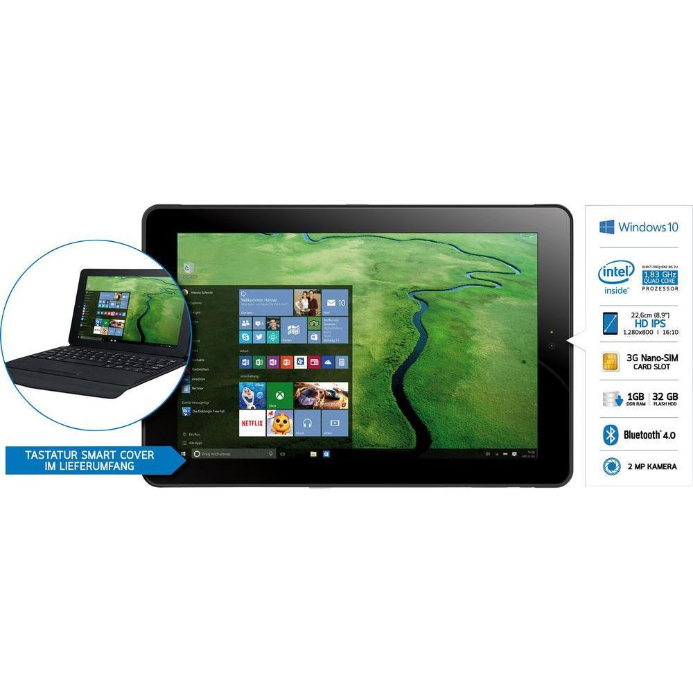Odys Windesk 9 Plus 3G V2 dank Payback für 113,31