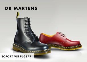 Großer Dr. Martens Sale bei Amazon Buy Vip mit Schnürern ab 34€