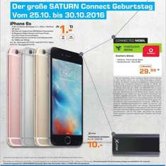 iPhone 6s 32 Gb , [Lokal Saturn Connect Schildergasse in Köln]  1€