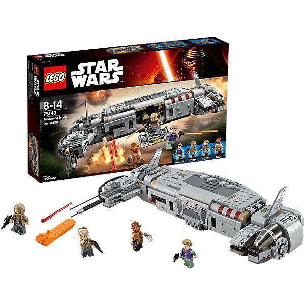 Mytoys Neukunden LEGO 75140 Star Wars Resistance Troop Transporter für 37€