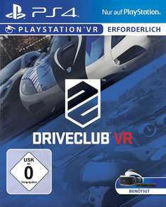 DriveClub VR (PS4) für 29,94€ [Amazon.co.uk]