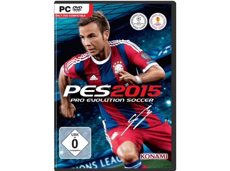 [Saturn] Pro Evolution Soccer 2015 (PC) für 1€ inklusive Versand