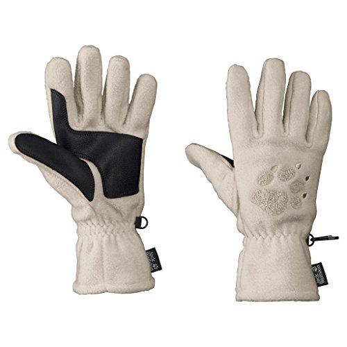 [Amazon/SportScheck] Jack Wolfskin Damen Handschuhe Paw / Größe S & M / Farbe: Sand