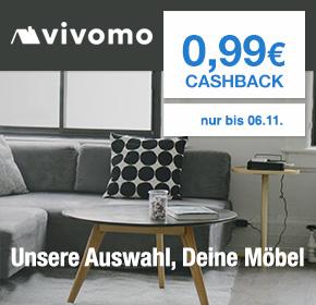 [Shoop] 0,99 € für Newsletteranmeldung bei vivomo