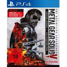 Metal Gear Solid 5: The Definitive Experience (Ground Zeroes + Phantom Pain + Metal Gear Online) (PS4) für 24,90€ [Notebook.de]