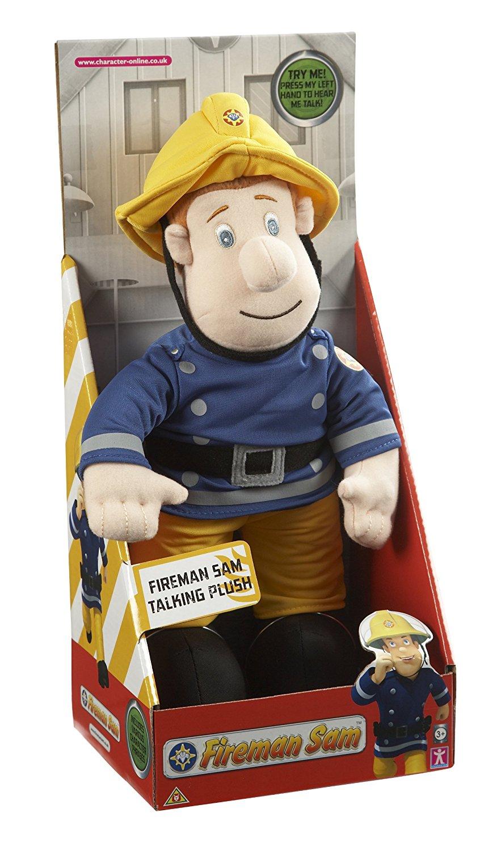 [Amazon.de-Plusprodukt][UK-Import] Sprechender Feuerwehrmann Sam