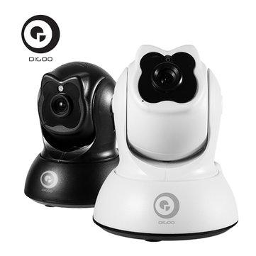 """WLAN 720p Kamera mit IOS / Android Fernsteuerung - Vorbestellung bei Banggood ! Babyphone / Nachtsicht / Sicherheitskamera (Video-Anruf bei """"Gast"""")"""