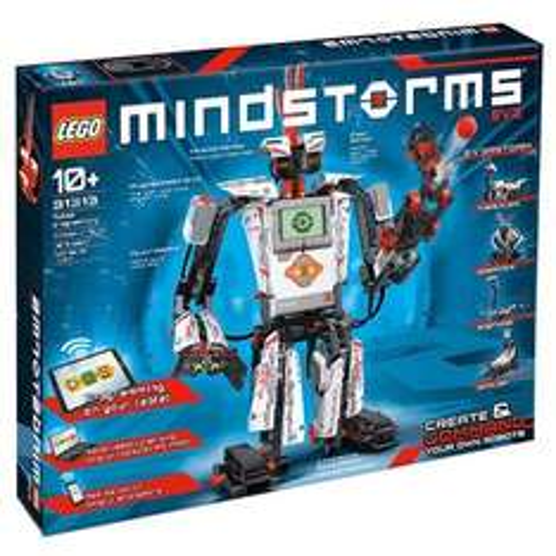 LEGO® Mindstorms 31313 LEGO® MINDSTORMS® EV3 für 248,82 EUR und LEGO 60097 City Town Square? für 103,88 EUR bei [Amazon.co.uk]