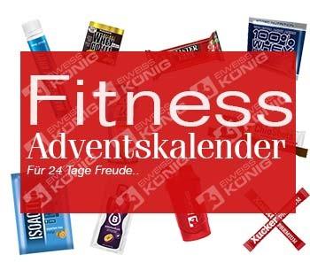 Sport & Fitness Adventskalender mit 24 Geschenken