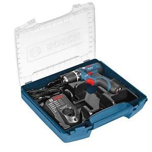Bosch professional GSR 10,8-2-LI inkl Akku 2,0 Ah, Ladegerät und i-Boxx [Ebay Wow]