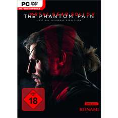 Metal Gear Solid V - The Phantom Pain für PC (Müller-20%-Aktion)