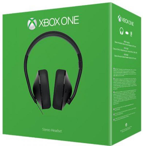 Microsoft Xbox One Stereo Headset für 29,90€ [Comtech]