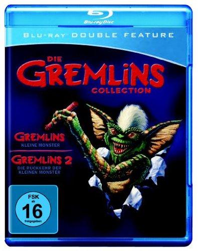 (Amazon Prime) Gremlins 1+2 - Die Collection [Blu-ray] für 7,97€
