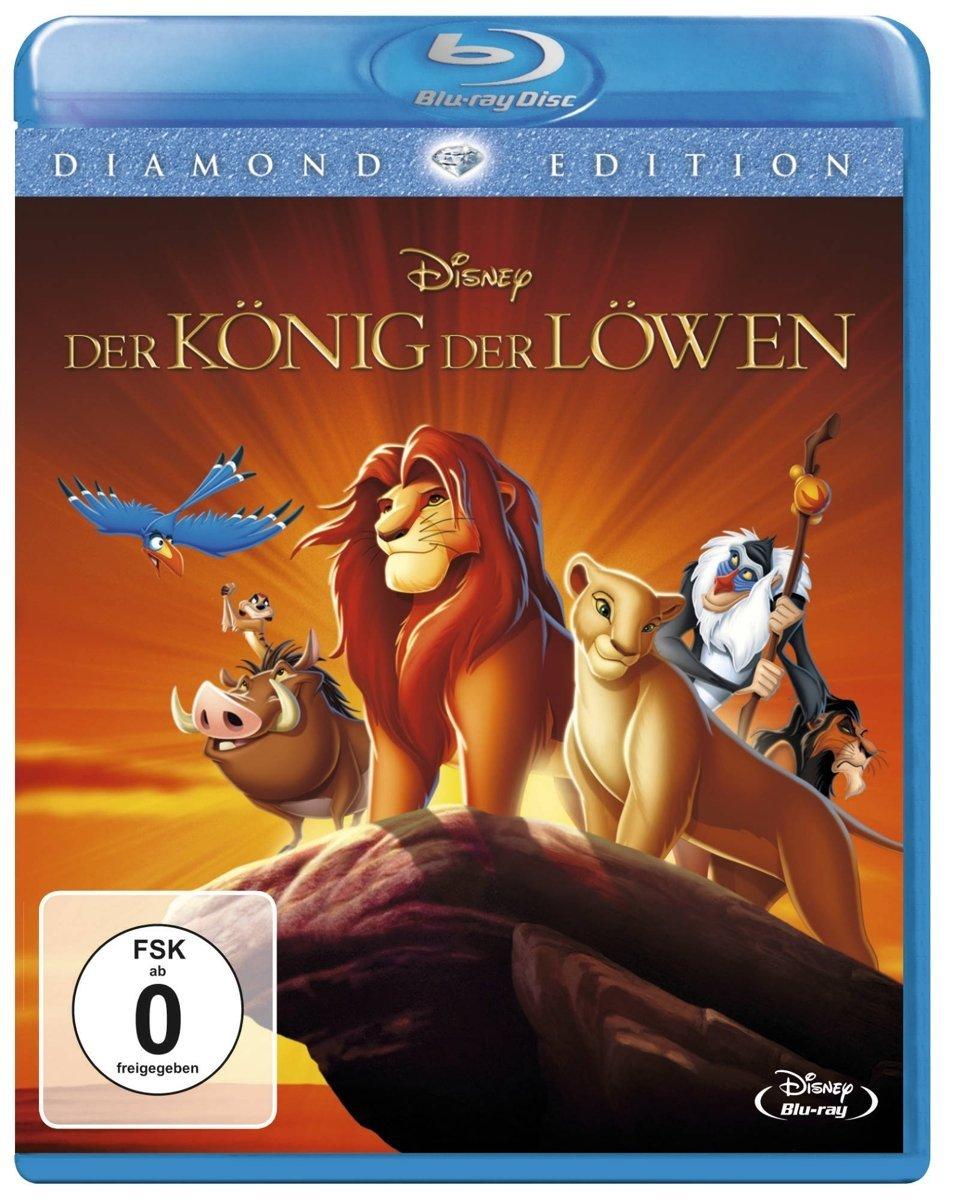 König der Löwen Blu-ray Diamond Edition
