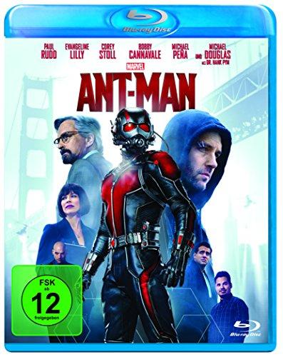 Ant-Man [Blu-ray] für 9,99€ bei Amazon.de (Prime)